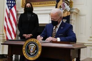 Biden's executive actions for economic relief at a glance