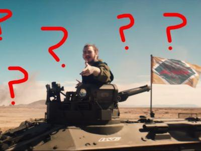 A Few Conspiracy Theories on the Symbolism of Post Malone Riding a Tank
