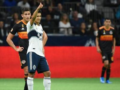 Montero's 90th-minute tally lifts Whitecaps over Dynamo