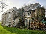 Devon medieval 'haunted' farmhouse abandoned for half-a-century on sale for £530,000
