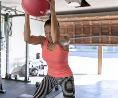 10 Killer Strength Moves That Only Require a Medicine Ball