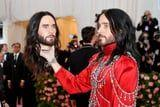 Jared Leto Accessorized His Met Gala Outfit With a Very Interesting Prop:His Own Head