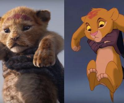 The New 'Lion King' Trailer Is Shockingly Accurate to The Original