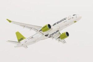 AirBaltic Passengers Up +24% in November