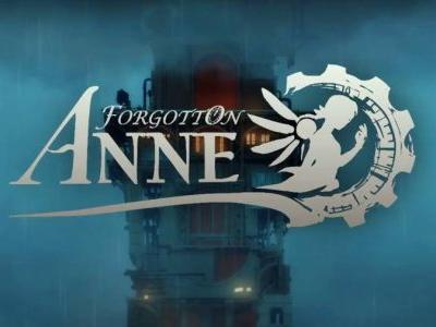 Forgotton Anne Gets Accolades Trailer