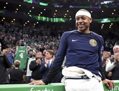 Celtics fall to Nuggets in Isaiah Thomas' return to Boston