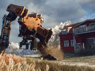Generation Zero is a brilliant mish-mash of all of Avalanche's other games