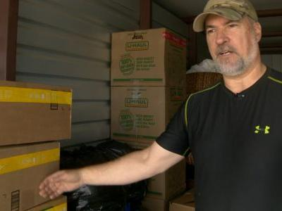 California couple donates their home items to firefighters who lost homes in Camp Fire