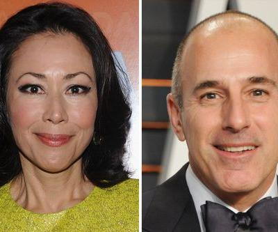 """Ann Curry Says She """"Was Not Surprised"""" By The Allegations Against Her Former Co-Host Matt Lauer"""