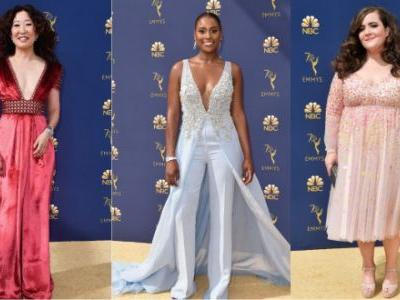 Here Are The Best Looks From Last Night's Emmy Awards