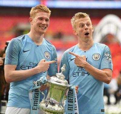 Manchester City lifts FA Cup, completing a soccer grand slam