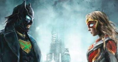 Kevin Smith Reveals 'Bluntman v Chronic' Poster from 'Jay and Silent Bob Reboot'