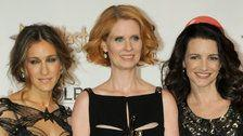 'Sex And The City' Stars Support Cynthia Nixon's Run For New York Governor