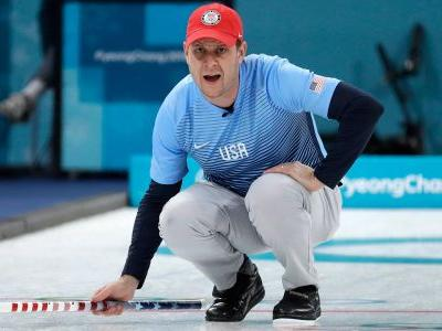 United States stuns Sweden to win men's curling gold medal
