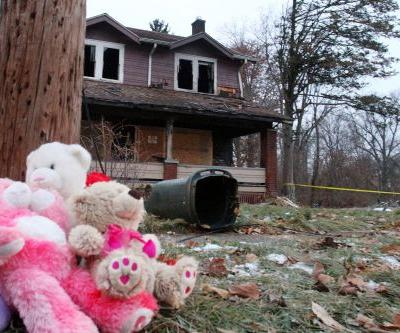 One-year-old twins among 5 children killed in Ohio house fire