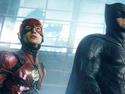 Ben Affleck Was Approached to Direct Flashpoint Movie