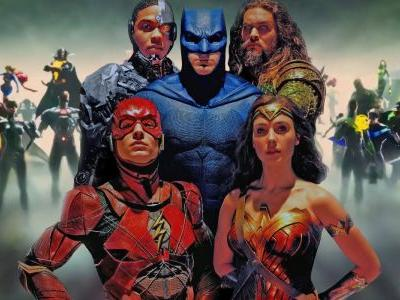 Every Upcoming DC Movie