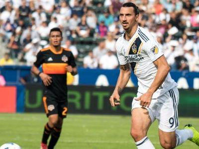 LA Galaxy's Ibrahimovic vows to 'break every record in MLS'