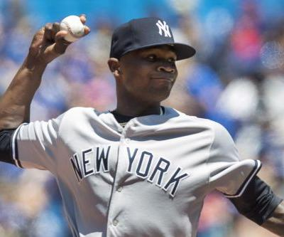 Today it didn't look like Yankees need to trade for starter