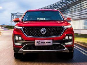 MG Hector Unveil Tomorrow Launch In June