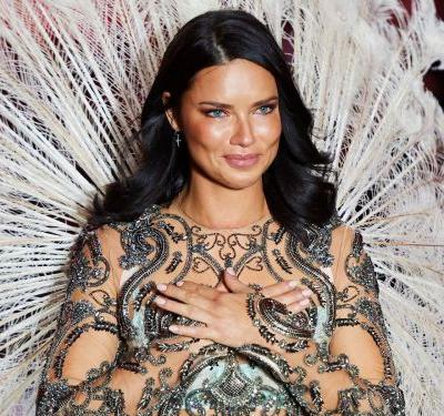 This Year's Victoria's Secret Fashion Show Will Be Adriana Lima's Last