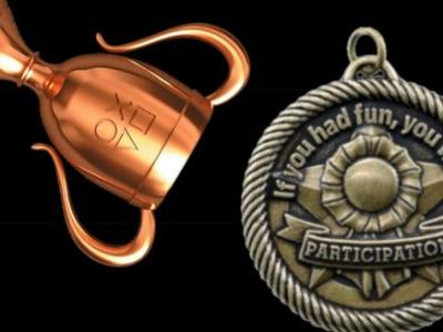 Participation Trophy - January 2019