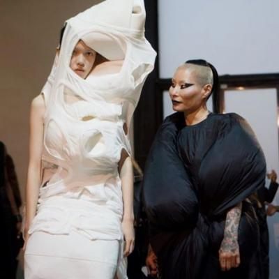 Meeting the Tribe - the devotees who only wear Rick Owens