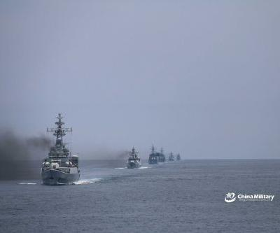 China 'prepares for battles' against US, Japanese missiles in tense East China Sea