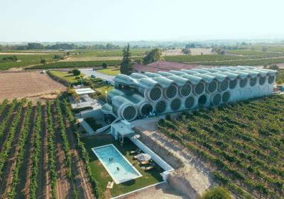 Catalonia's Cava-Themed Hotel Is the Wine Escape You've Been