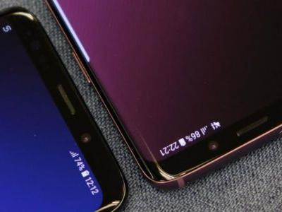 Galaxy S10: Samsung's 2019 Flagship Could Use Its Screen As An Earpiece