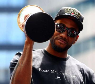 Kawhi Leonard 'Going to Take the Right Time' in Free Agency