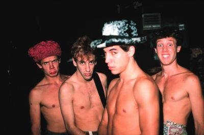 Watch Red Hot Chili Peppers Reunite With Original Drummer Jack Irons To Honor Late Guitarist Hillel Slovak
