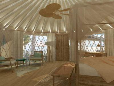 New Luxury Resort Featuring Tented Villas to Open This December in Myanmar's Mergui Archipelago