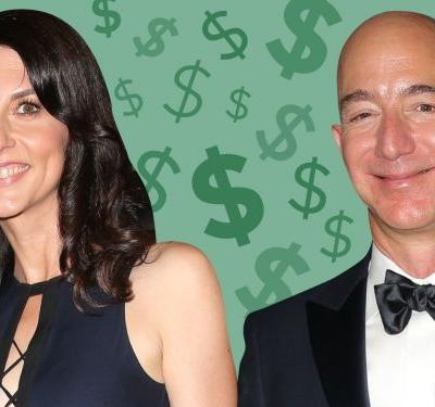 Jeff and MacKenzie Bezos may split his $137 billion fortune in half when they divorce - here's what typically happens when billionaires break up