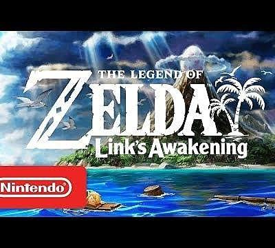 The Legend of Zelda: Link's Awakening Revealed for Nintendo Switch