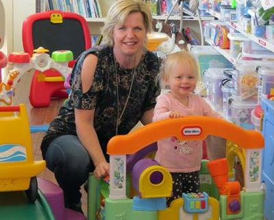The power of toy-lending: Playing it forward at the Taranaki Toy Library