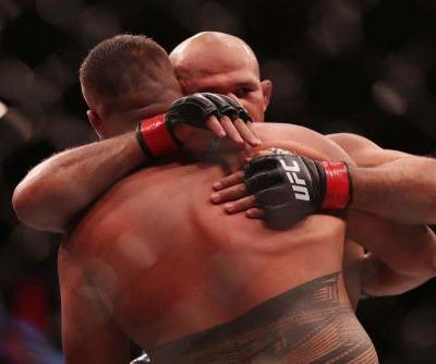 UFC Fight Night 142 results: Junior Dos Santos stunned early, but battles back to halt Tai Tuivasa