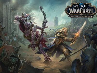 World of Warcraft: Battle for Azeroth is Now Live
