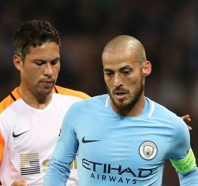 Shakhtar Donetsk v Manchester City: Goals galore as Guardiola's men aim for Champions League clean sweep