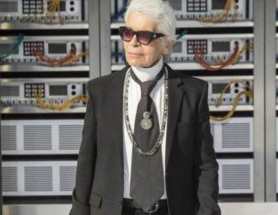 Timeline: Karl Lagerfeld fashion life in retrospective