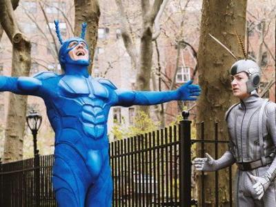 'The Tick' Season 2 Ordered By Amazon Studios