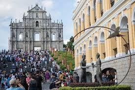 Macao is becoming a world tourism & leisure destination!