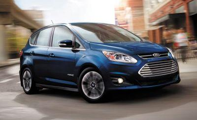 2017 Ford C-Max: C the Differences