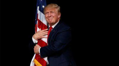 Trump's proposal to strip flag-burners of citizenship sets Twitter ablaze