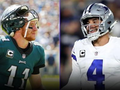 Why Dak Prescott will get paid more than Carson Wentz
