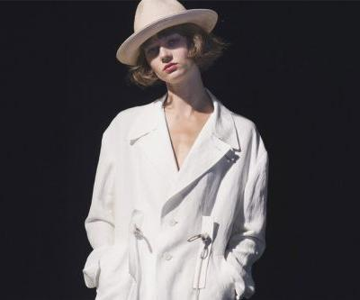 Y's by Yohji Yamamoto Focuses on Louche Tailoring for SS19