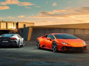 Lamborghini Huracan Evo Unveiled With Performante Power