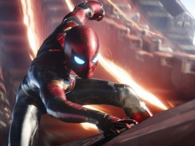 Will The Iron Spider Costume Have Legs In Avengers: Infinity War?