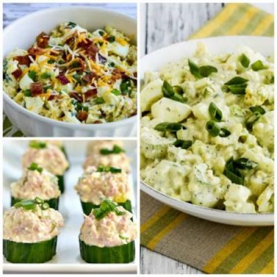 Amazing Low-Carb Recipes Using Hard-Boiled Eggs