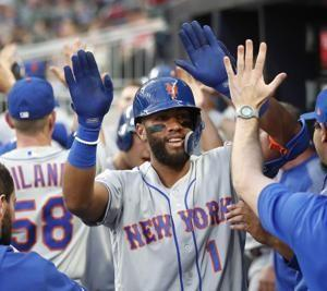 Splash! Rosario, Alonso power Mets to 6-3 win over Braves